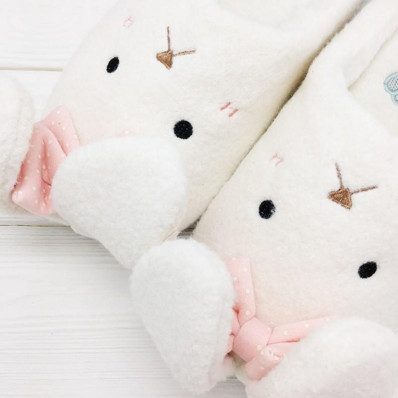 Тапочки Halluci «Кролики»