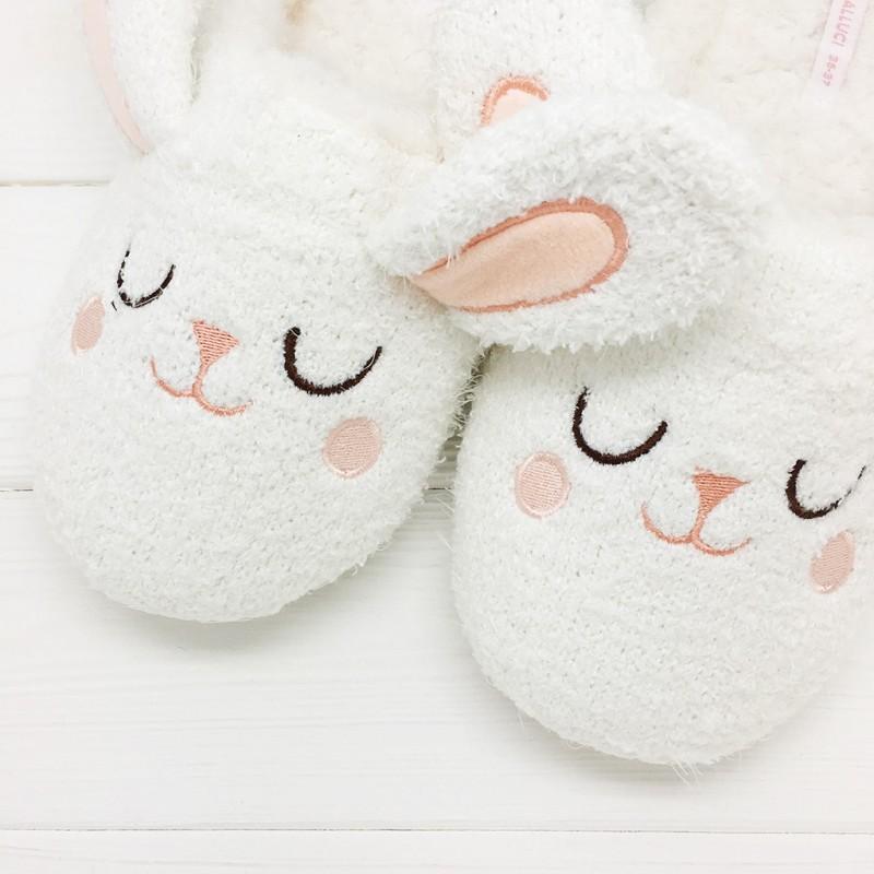 Тапочки Halluci «Ушастые кролики»