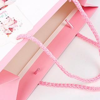 Подарочный пакет Halluci «I smell rainbow» S