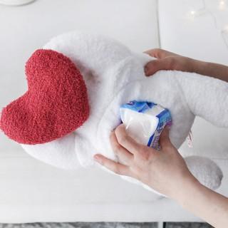 Игрушка «Мишка с сердцем»