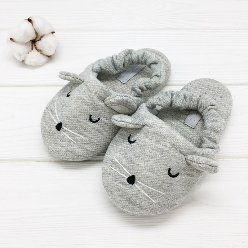 Тапочки детские Halluci «Мышки»