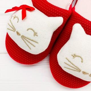 Тапочки Halluci «Кошечки»
