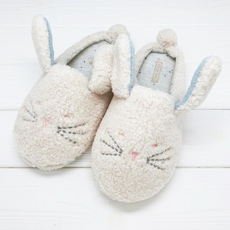 Тапочки Halluci «Ушастые зайчики»