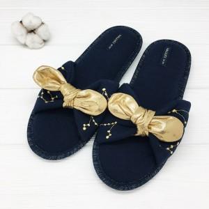 Тапочки «Созвездие» синие