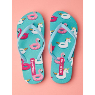 Сланцы «Надувные фламинго»