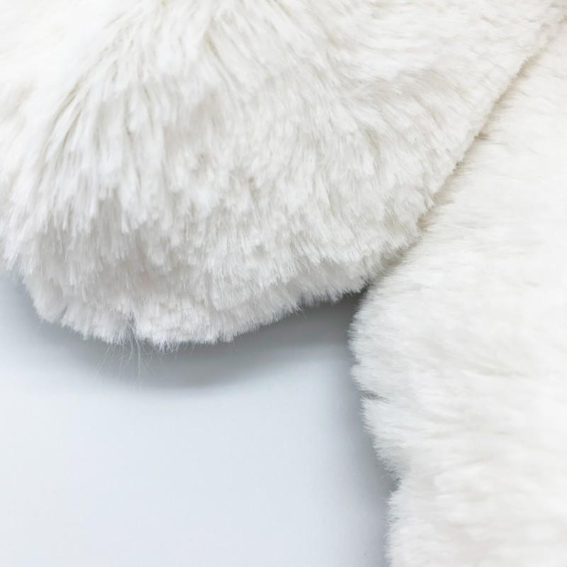 Сапожки домашние «Froggy» белые