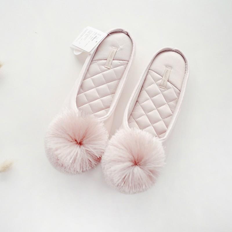 Тапочки «Соблазн» розовые