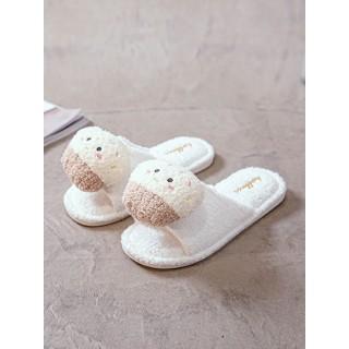 Тапочки «Ванильный капкейк»