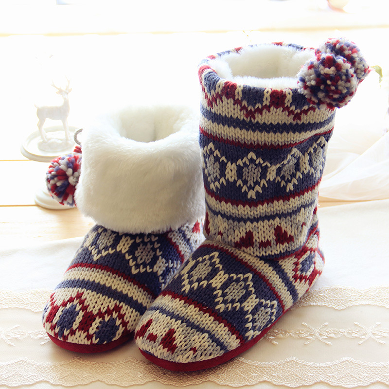 Сапожки домашние Halluci «Морозко»