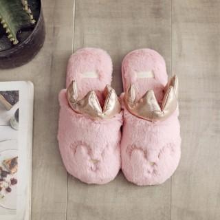"""Тапочки """"Принцессы"""" розовые"""