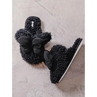 Тапочки «Микки Маус» черные