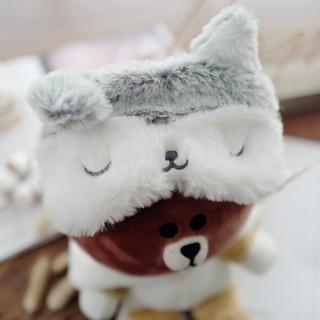 Маска для сна «Волчонок»
