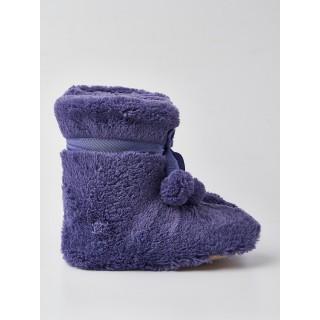 Сапожки домашние «Froggy» пурпурные