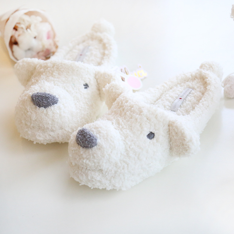 Тапочки Halluci Polar Bear