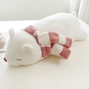 Грелка «Мишка в шарфике»