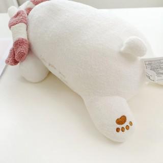 Игрушка «Мишка в шарфике»